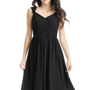 Black Bridemaid/Prom dress